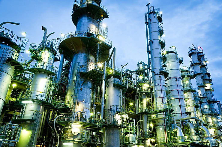 Increase Refinery Availability by Predicting Failures Before They Happen