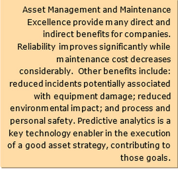Precognize Predictive Analytics Addresses Maintenance and Environment Issues