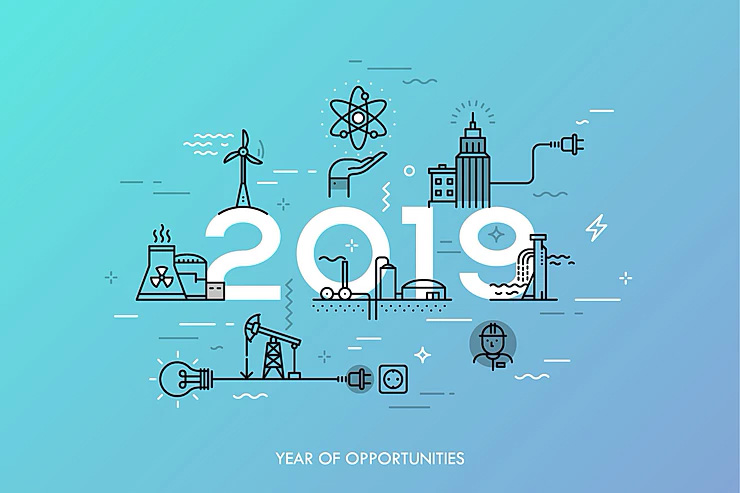 IIOT - What's in Store for 2019 and Beyond: Predictions for the Future of Industry 4.0