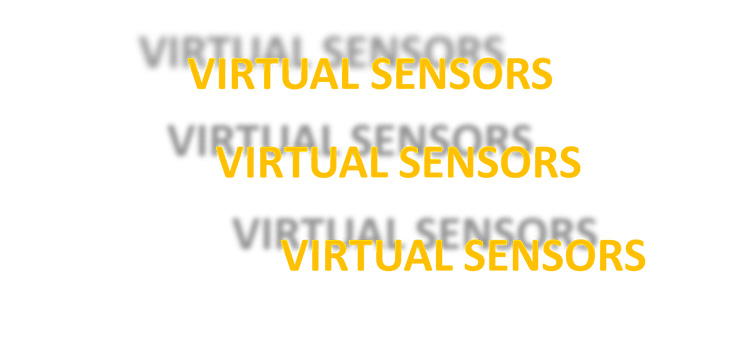 Virtual Sensors- Tracking Quality in Real-Time